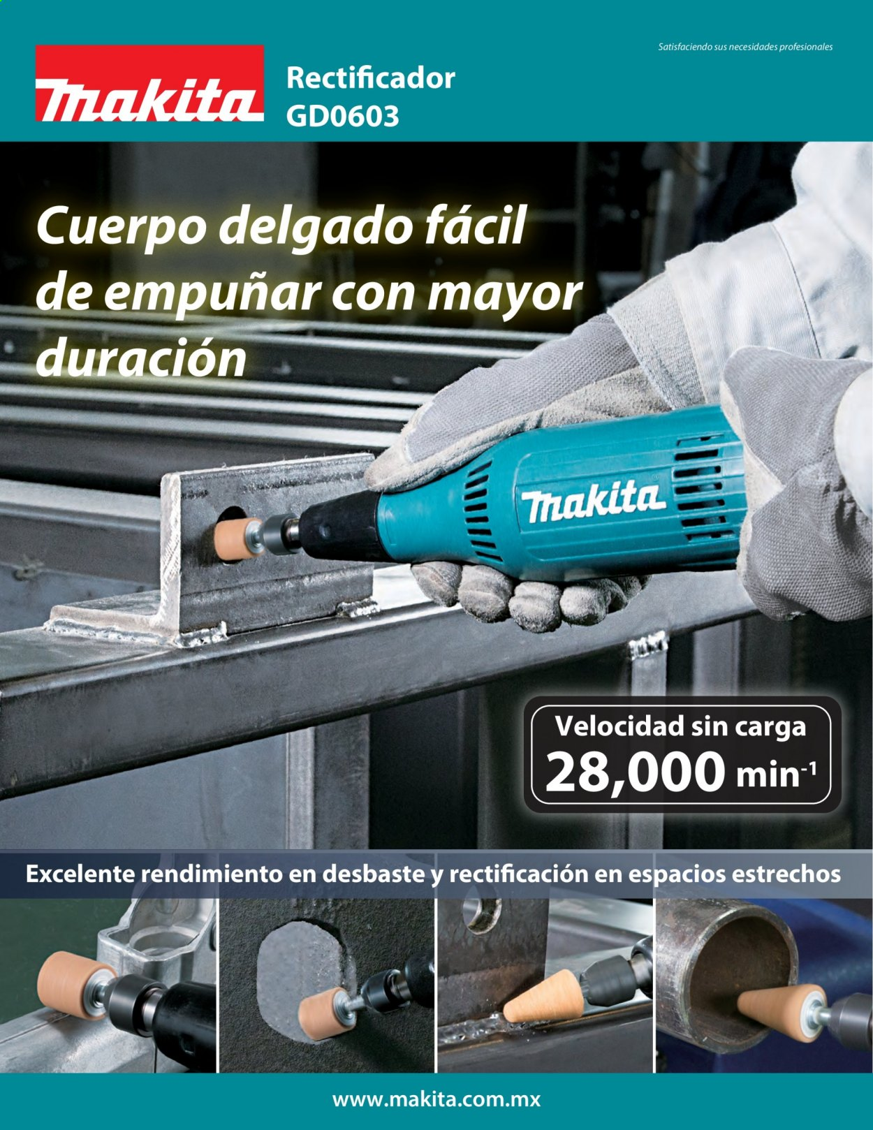 Folleto actual Makita - Ventas - makita. Página 1.